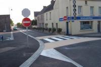 La rue Asselin