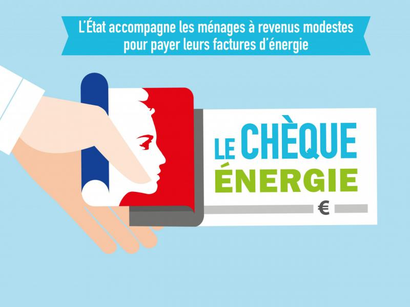 Informations Cheque Energie