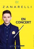 CONCERT Olivier ZANARELLI à Port-Bail