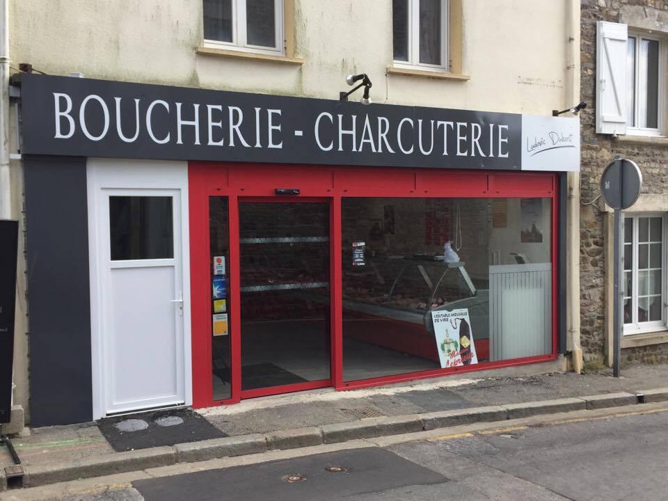 BOUCHERIE-CHARCUTERIE