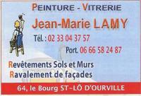PEINTRE Jean-Marie LAMY