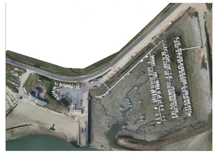 Portbail photo en plan aérien du port.jpg