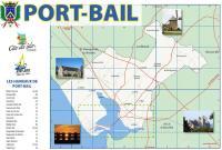 Plan large de Port-Bail