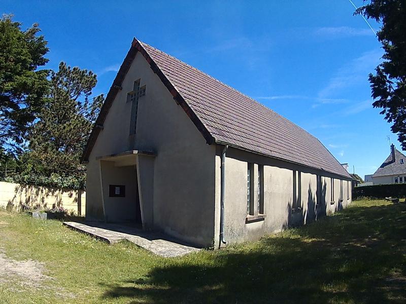 Chapelle Denneville Plage