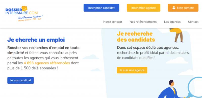 Dossierintérimaire.com