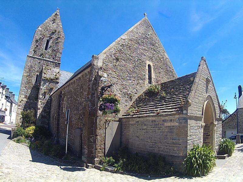 Eglise Saint-Martin du Gouey - Portbail