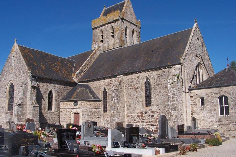 Eglise Saint-Lô-d'Ourville