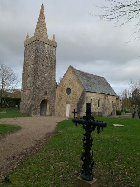 Eglise Saint-Louis - Barneville-Carteret