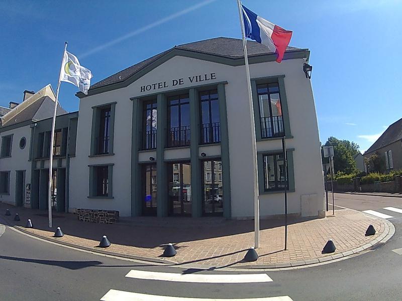 Mairie La Haye-du-Puits