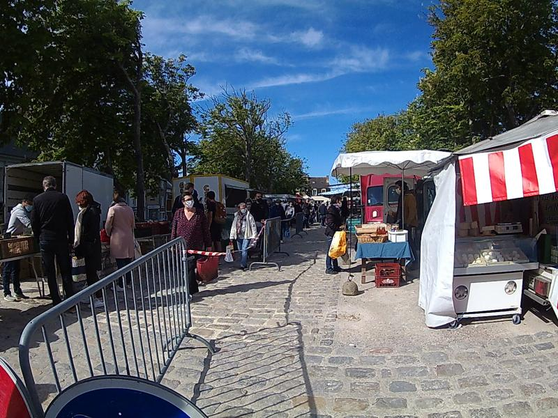 Marché - Portbail