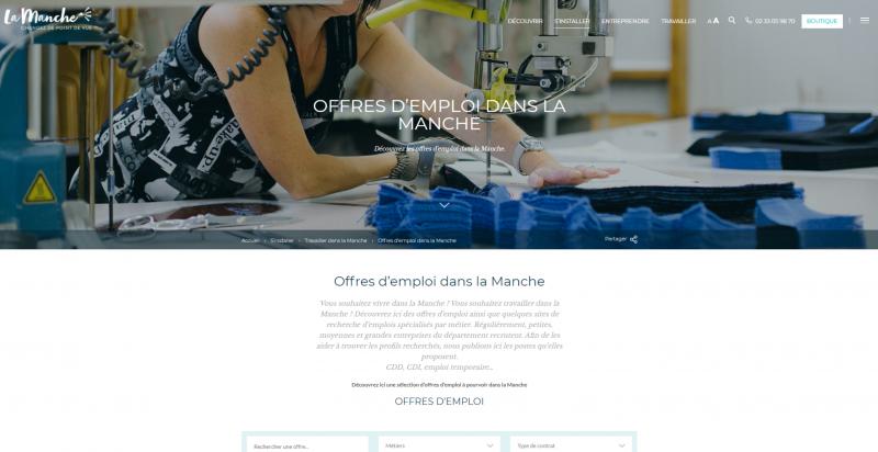 www.maviedanslamanche.fr