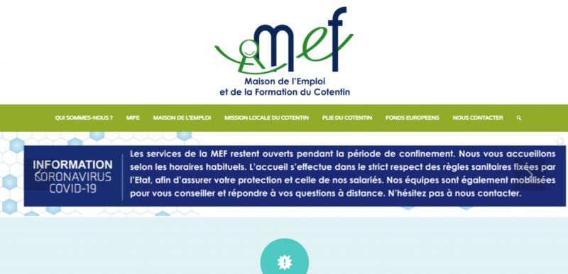 Mission locale du Cotentin