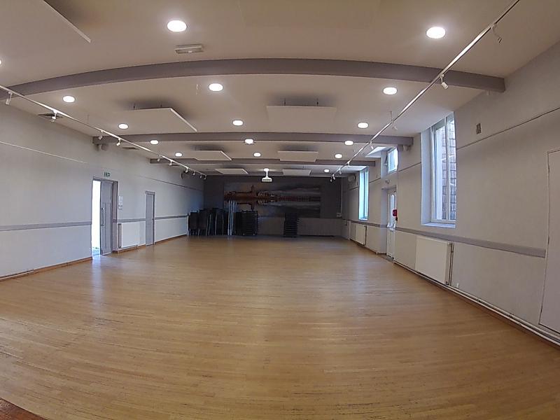 Salle polyvalente - Portbail