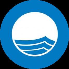 Badge Pavillon Bleu