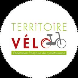 Badge Territoire Vélo